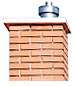 Regularly check waste-heat paths and chimneys